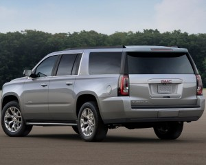 2015 GMC Yukon XL Rear Side Design