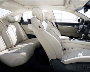 2015 Hyundai Genesis Interior Details