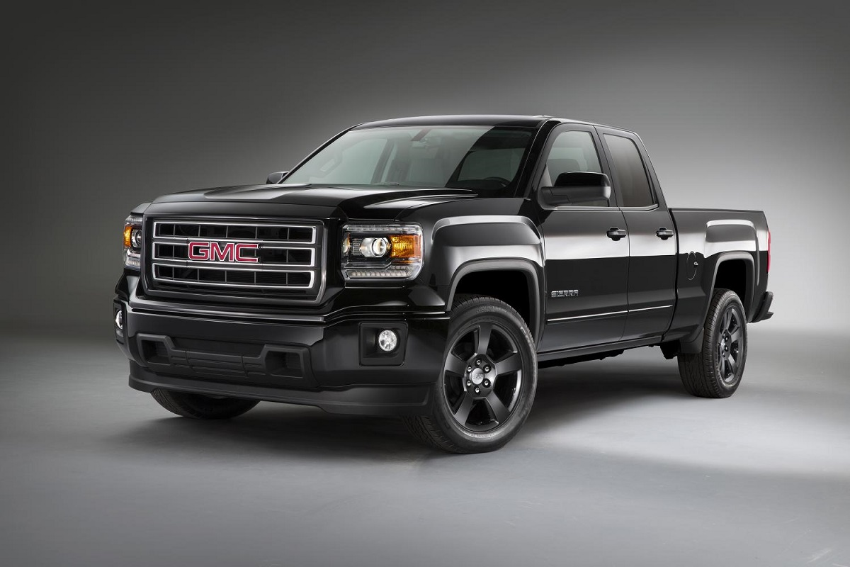 All New 2015 GMC Canyon