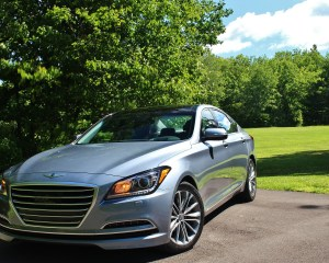 All New 2015 Hyundai Genesis