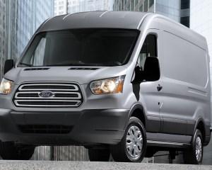 New 2015 Ford Transit 150 Wagon