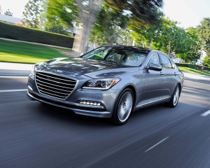 New 2015 Hyundai Genesis Performance