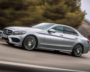 2015 Mercedes-Benz C-Class Performance Test