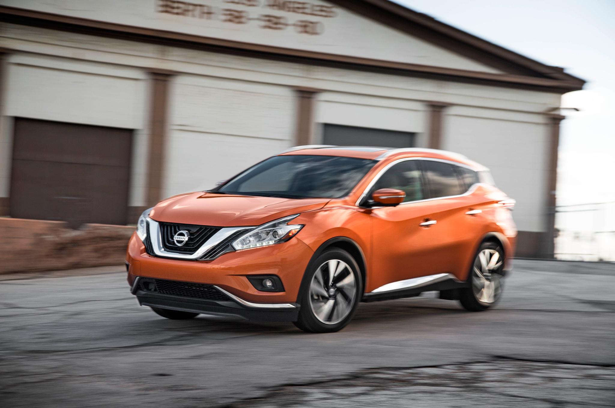 2015 Nissan Murano Performance