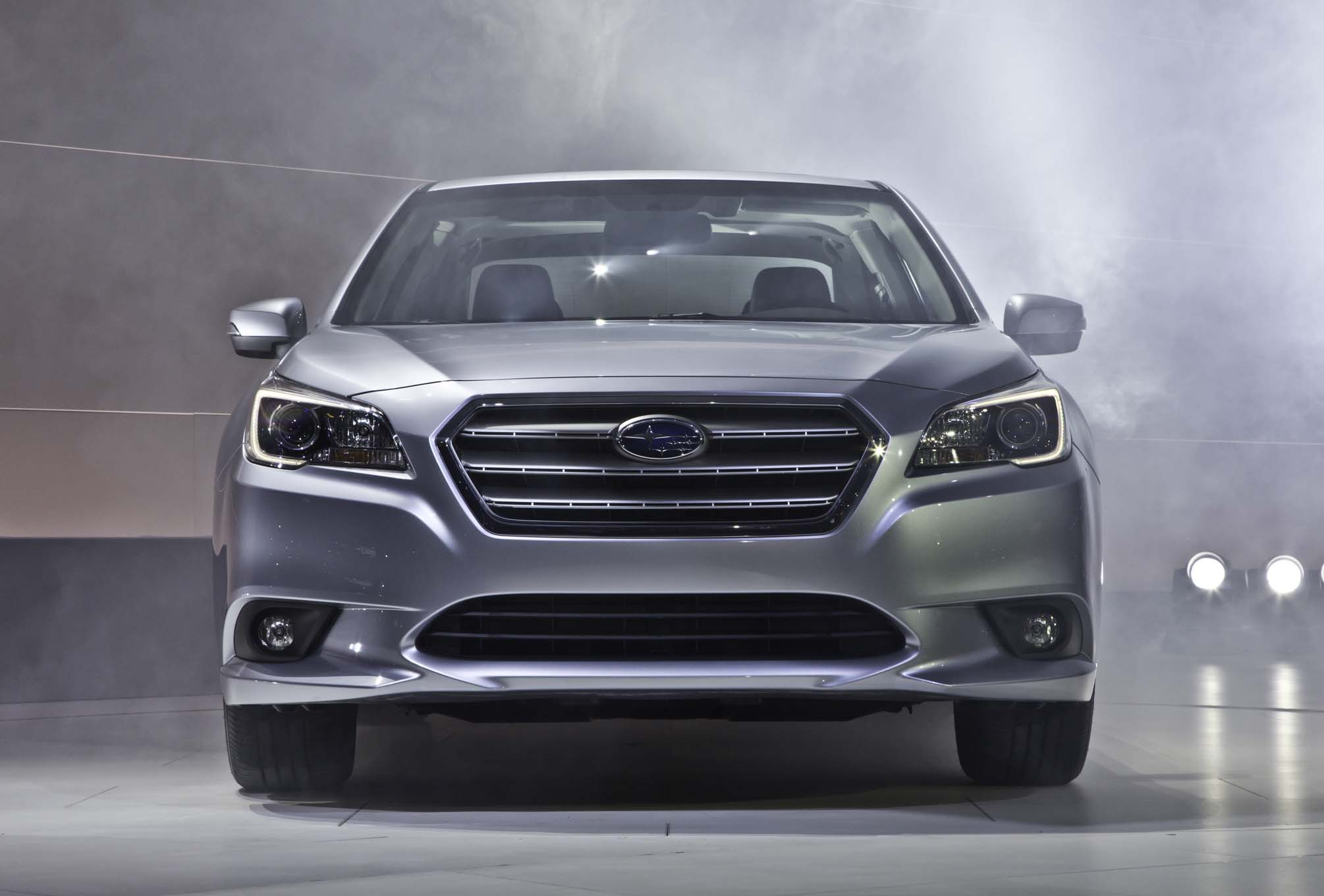 2015 Subaru Legacy Front Exterior