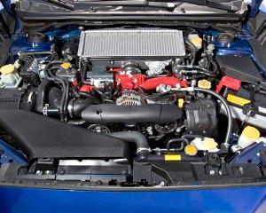 2015 Subaru WRX-STI Engine Photo