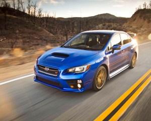 2015 Subaru WRX-STI Performance
