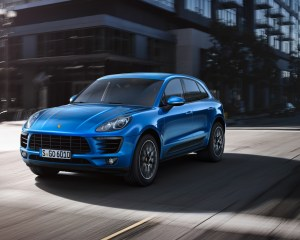 All New 2015 Porsche Macan