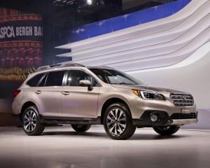 All New 2015 Subaru Outback