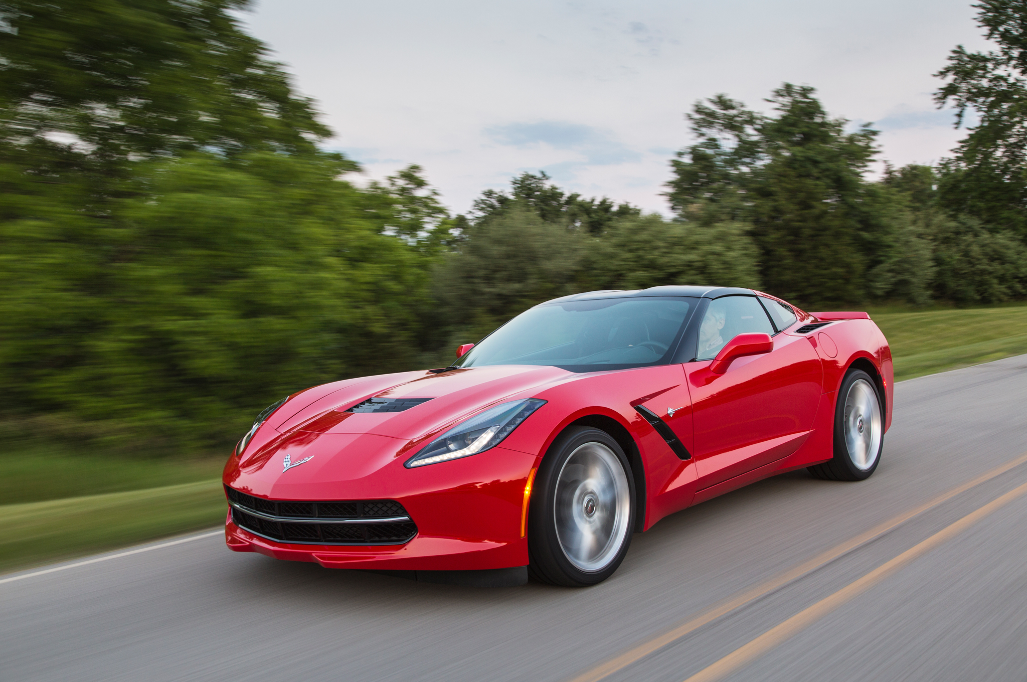 2014 Chevrolet Corvette Stingray Z51 Test Drive
