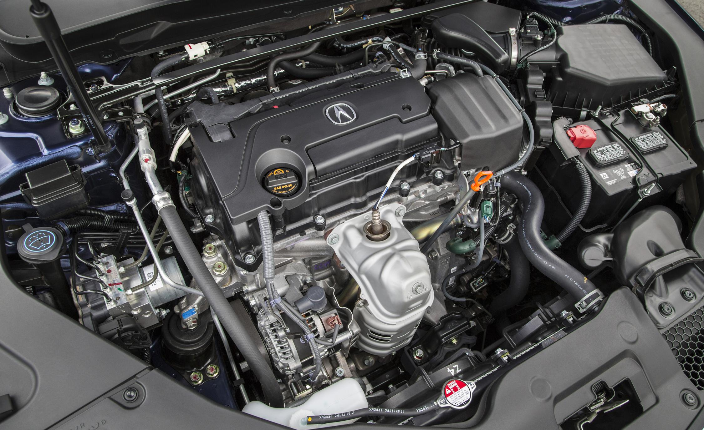2015 Acura TLX 2.4L 2.4-Liter Inline-4 Engine