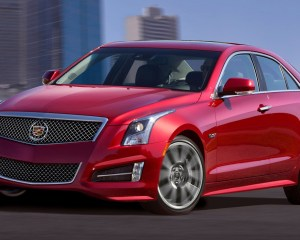 2015 Cadillac ATS-V Coupe Performance