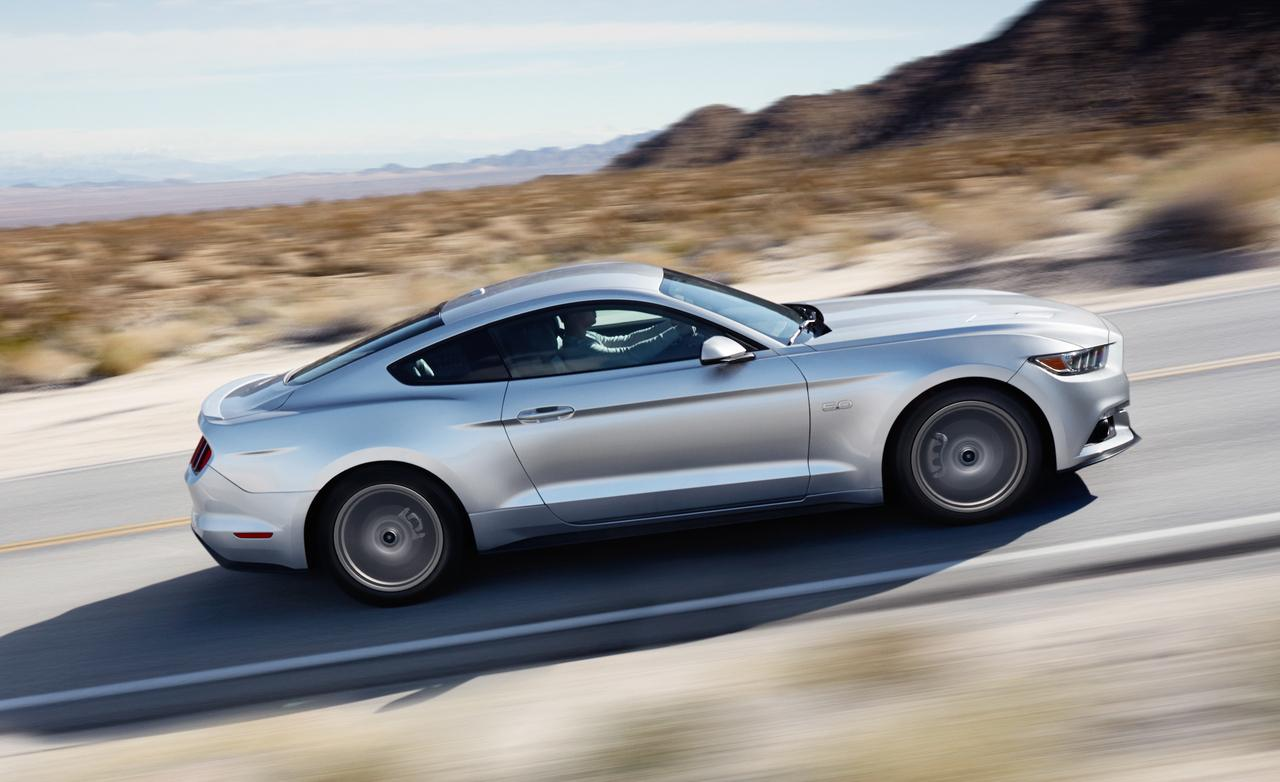 2015 Ford Mustang GT Performance