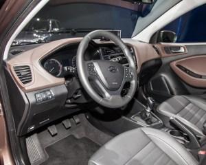 2015 Hyundai i20 Cockpit Interior