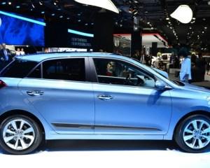 2015 Hyundai i20 Side Exterior Profile