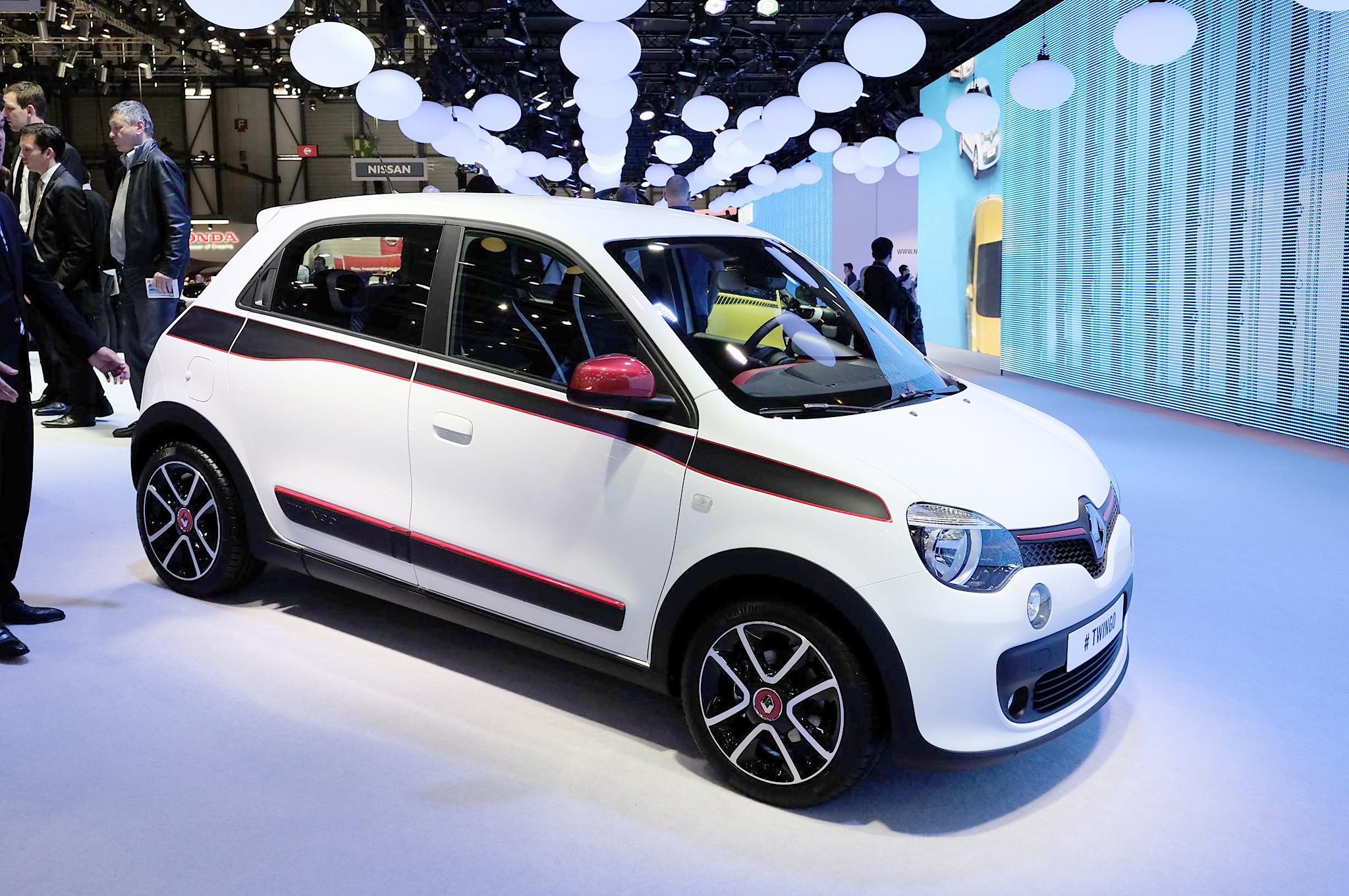 2015 Renault Twingo Exterior Profile