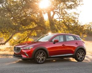 2016 Mazda CX-3 Exterior Profile