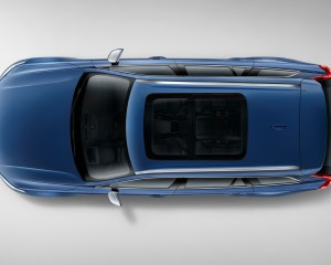 2016 Volvo Xc90 R-Design Top View