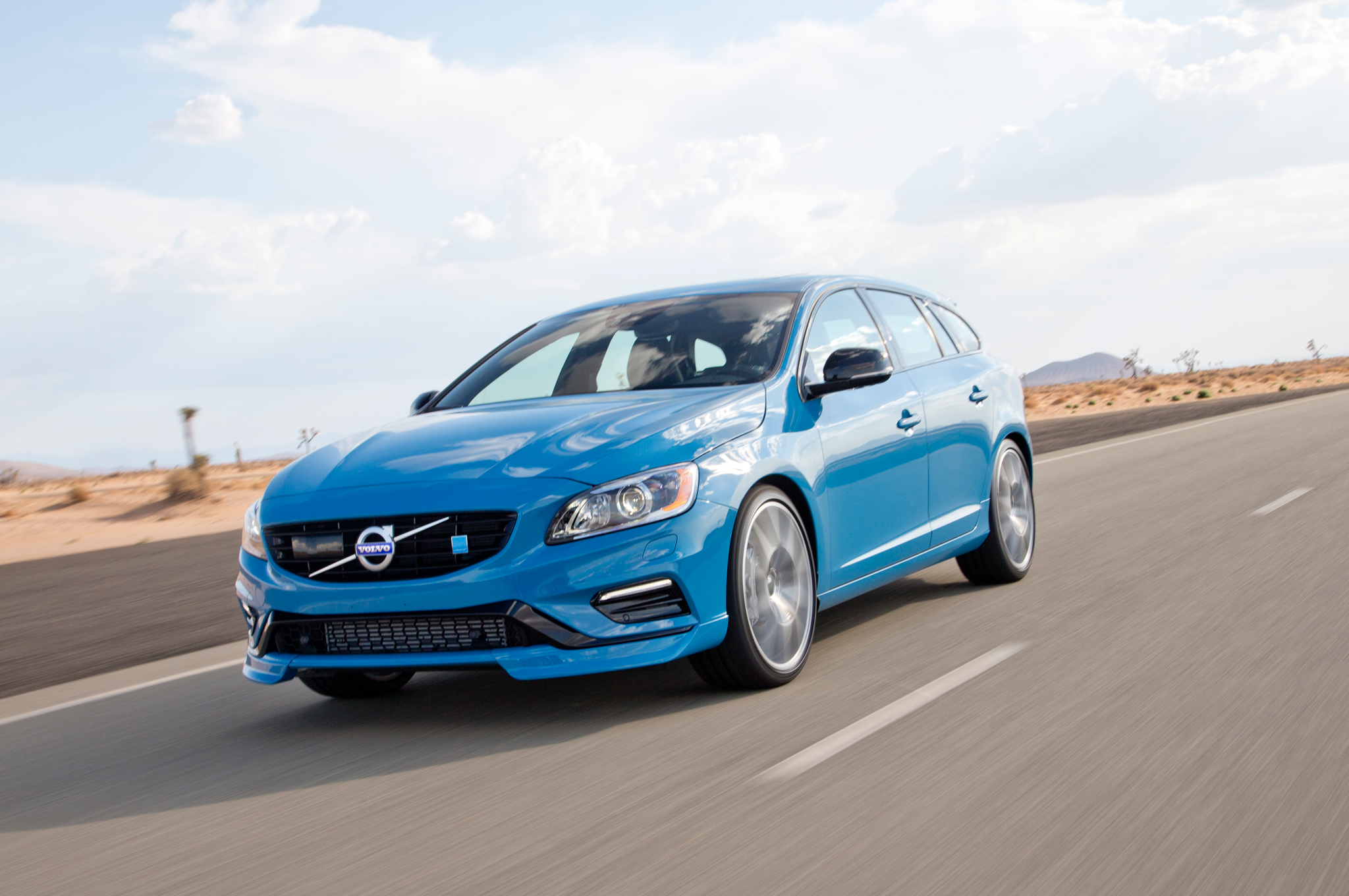 All New 2015 Volvo V60
