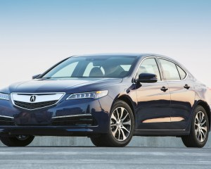 New 2015 Acura TLX 2.4L