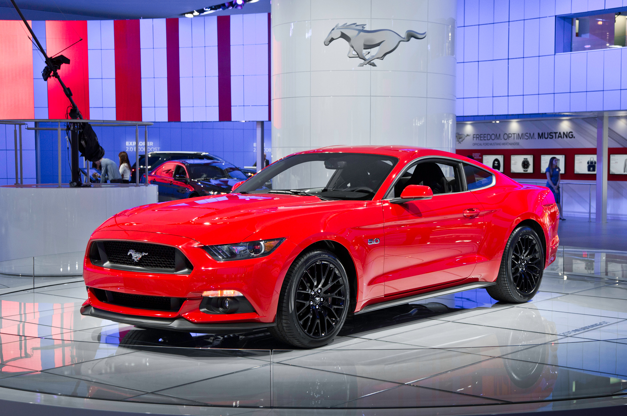 New 2015 Ford Mustang GT