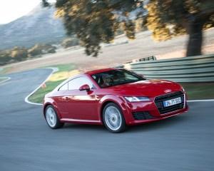 New 2016 Audi TT Coupe