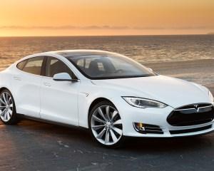 Tesla Model S 60 Exterior Profile