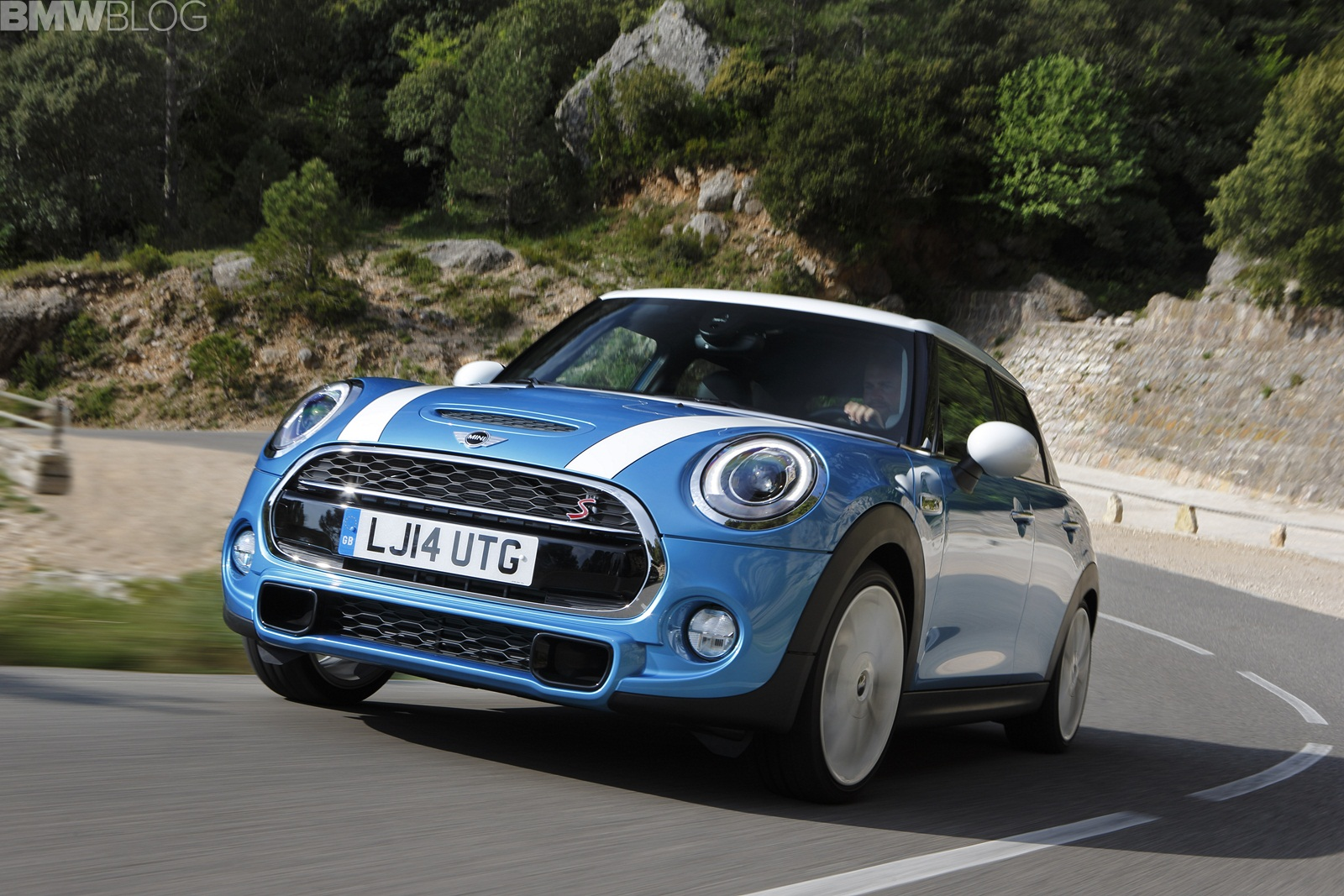 Test Drive 2015 Mini Cooper 5-Door