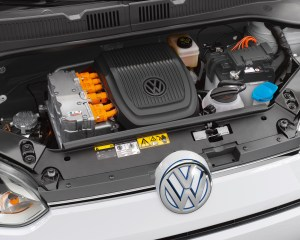 2014 Volkswagen e-Up Engine