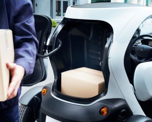 2015 Renault Twizy Cargo Preview
