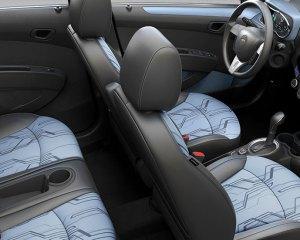 2015 Spark EV Interior Profile