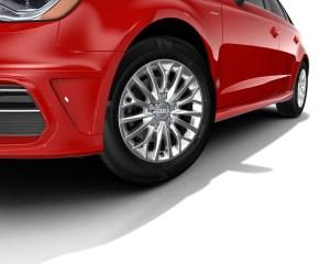 2016 Audi A3 e-Tron Front Wheel