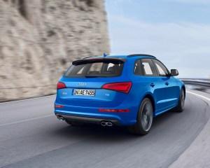 2016 Audi SQ5 TDI Plus Model