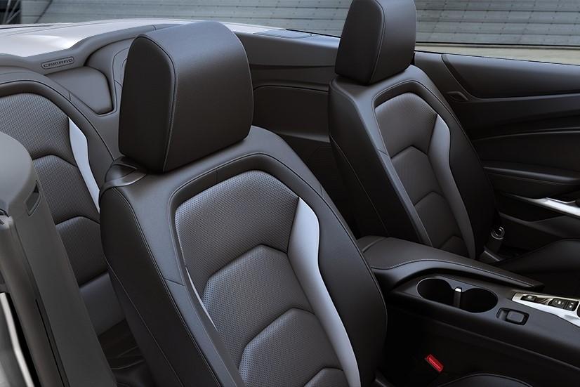 2016 Chevrolet Camaro Convertible Interior Preview
