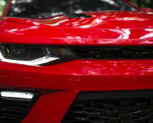 2016 Chevrolet Camaro SS Exterior Left Headlight
