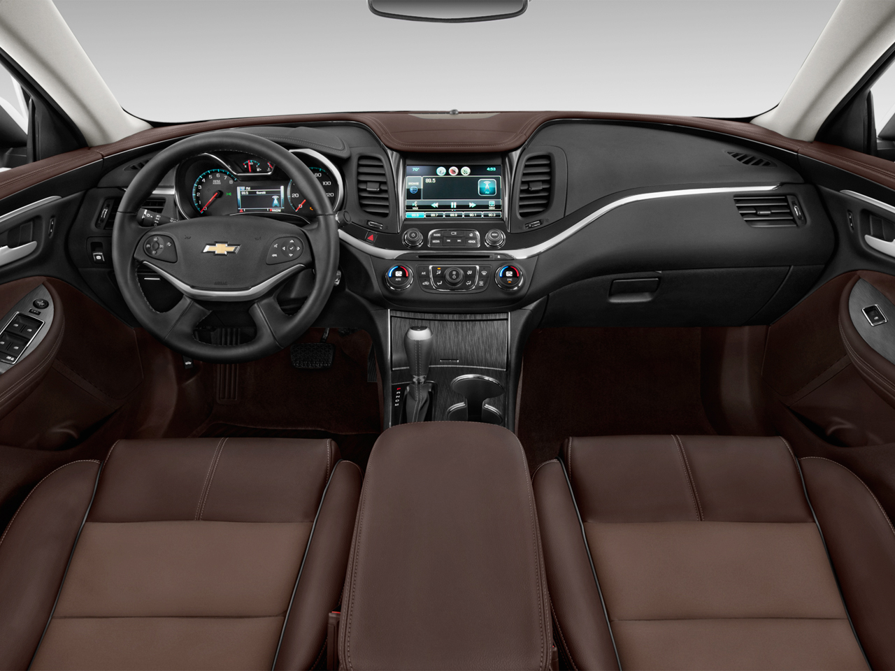2016 Chevrolet Impala Dashboard Interior