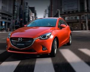 2016 Mazda 2 Exterior Preview