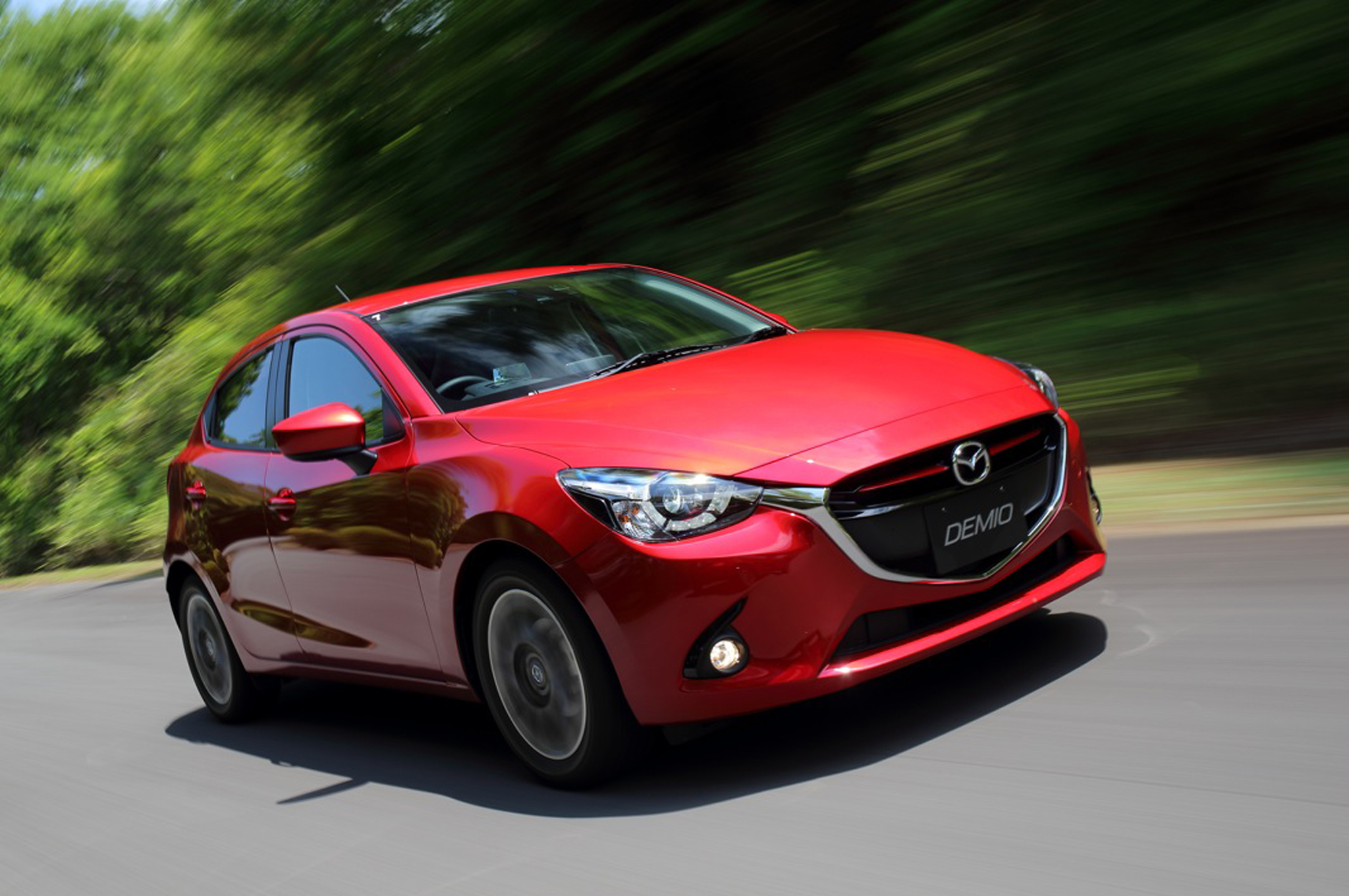 2016 Mazda 2 Japanese Specs Performance Test