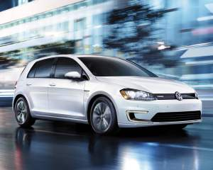 2016 Volkswagen e-Golf Performance Preview