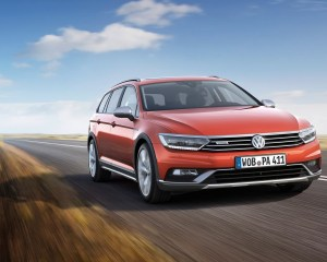 All-New 2016 Volkswagen Passat Alltrack