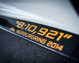 McLaren 650S Spider Nürburgring 24H Special