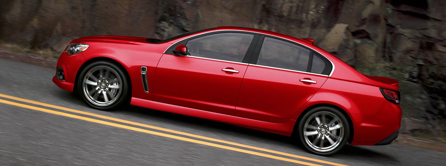 New 2015 Chevrolet SS Sedan
