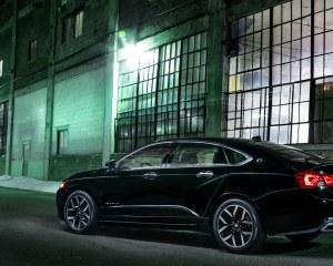 New 2016 Chevrolet Impala Midnight Edition
