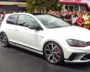 New Volkswagen Golf GTI Clubsport
