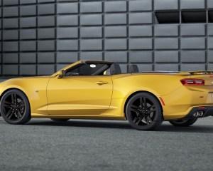 Next 2016 Chevrolet Camaro Convertible