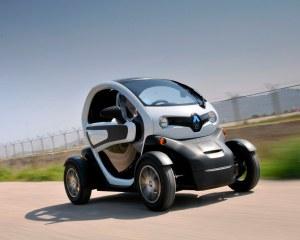 Renault Twizy Performance Test