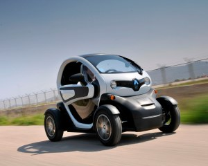 Renault Twizy Performance Test