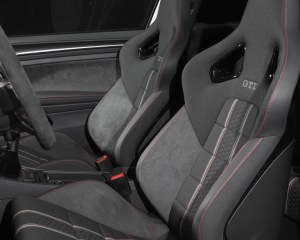 Volkswagen Golf GTI Clubsport Front Seats Interior