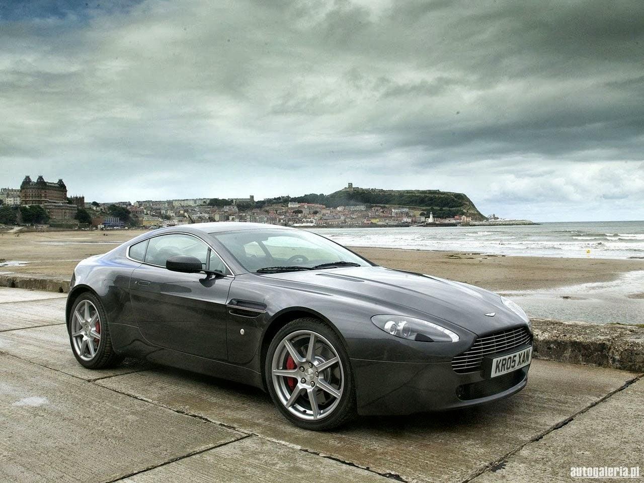 2014 Aston Martin V8 Vantage Sport Exotic Coupe