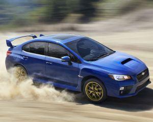 Engine Performance: 2015 Subaru WRX STI
